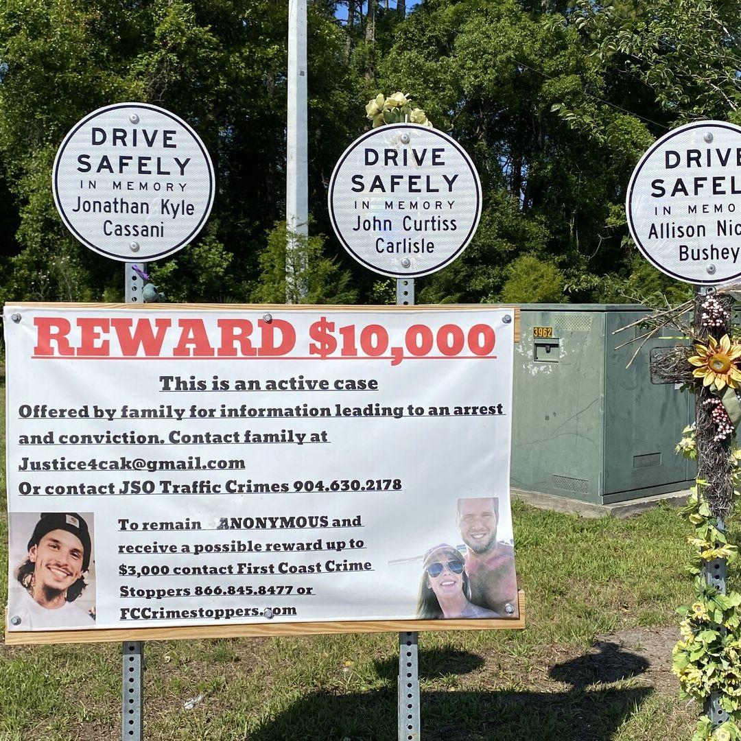 Reward 10,000 Jacksonville, Florida, USA poster image