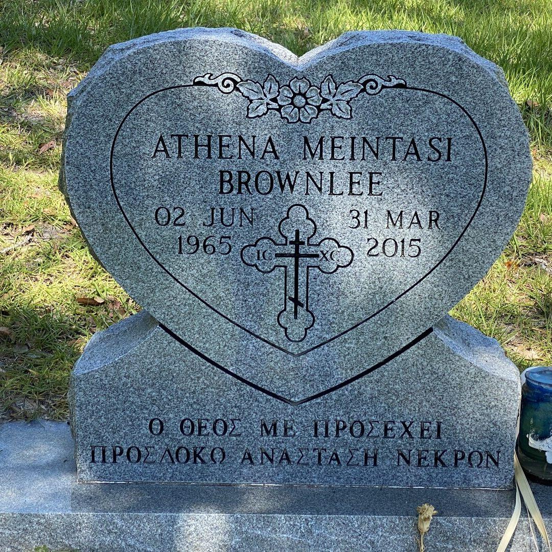 Athena Meintasi Brownlee