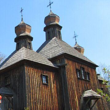 Украинская православная церковь Архистратига Михаила  1528 года poster image