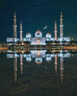 Мечеть (белая) шейха Зейда (Зайеда) poster image