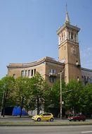 Башня на проспекте Соборный, 175, г.Запорожье poster image