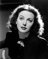 Hedy Lamarr poster image