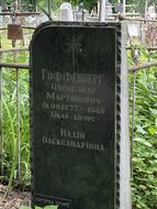 Гоффенберг Олександр Мартинович poster image