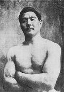 Mitsuyo Maeda poster image