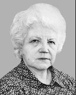 Ніна Михайлівна Марченко (Смужаниця) poster image