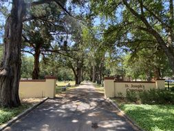 Saint Joseph's Cemetery - Jacksonville, Florida poster image