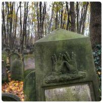 Еврейское кладбище в Варшаве poster image