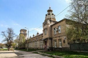 Здание тепловой электростанции, г.Запорожье poster image