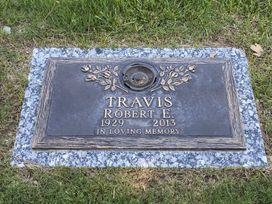 Robert E. Travis  poster image