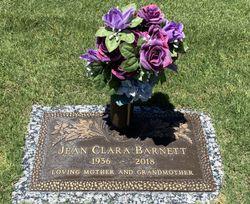 Jean Clara  Barnett  poster image
