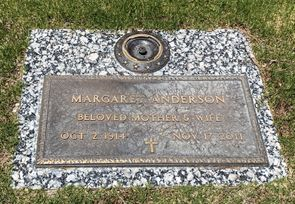 Margaret  Anderson  poster image