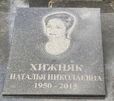 Хижняк Наталья Николаевна  poster image