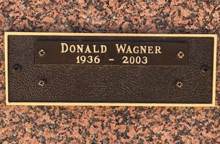 Donald  Wagner  poster image