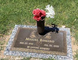 Miguel  Romero  poster image