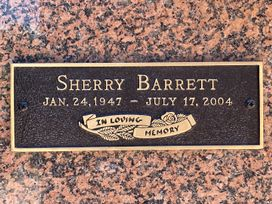 Sherry  Barret  poster image