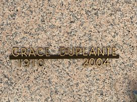 Grace  DuPlante  poster image