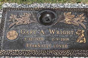 Gary A. Wright  poster image
