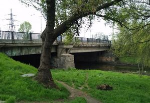 Шенвизский мост, г.Запорожье poster image