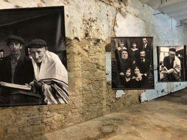 Еврейский Шаргород. Синагога, еврейская застройка. Кладбище poster image