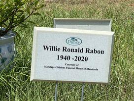 Willie Ronald Rabon  poster image