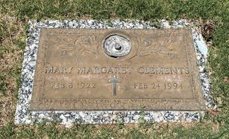 Mary Margaret   Clements  poster image