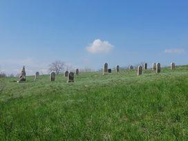 Верхня Хортиця. Старинное еврейское кладбище poster image