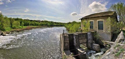 Великоалександровская ГЭС poster image