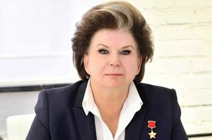 Валентина Владимировна Терешкова  poster image