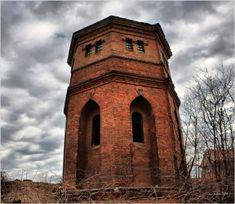 Водонапорная башня, г.Запорожье poster image