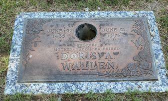 Doris A. Wallen  poster image