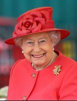 королева Елизавета II   poster image