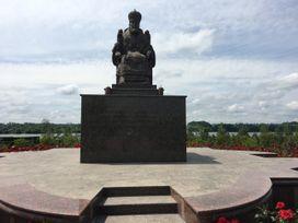 Памятник Блаженнейшему Митрополиту Киевскому и всея Украины Владимиру poster image
