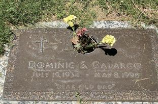 Dominic S. Calarco  poster image