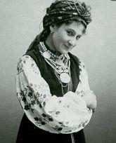 Заньковецкая  Мария Константиновна poster image