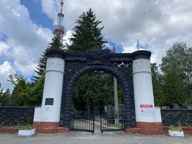 Лукьяновское военное кладбище poster image