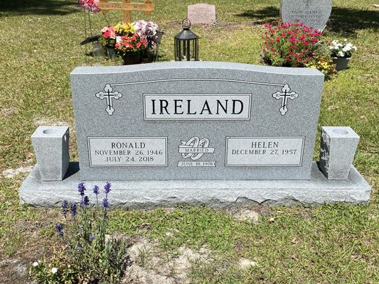 Ireland Ronald