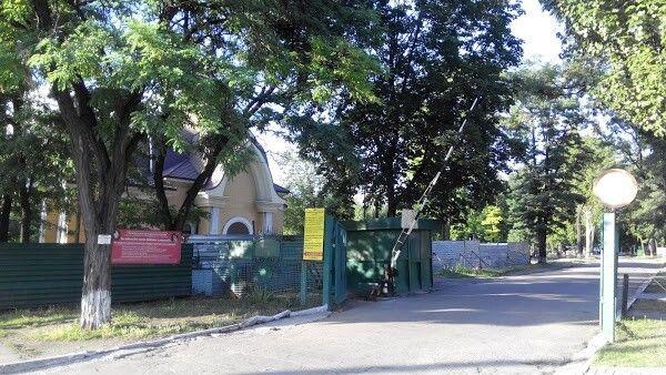 Капустяное кладбище, г.Запорожье