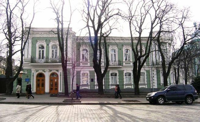 Будинок за адресою Інститутська 8, Київ