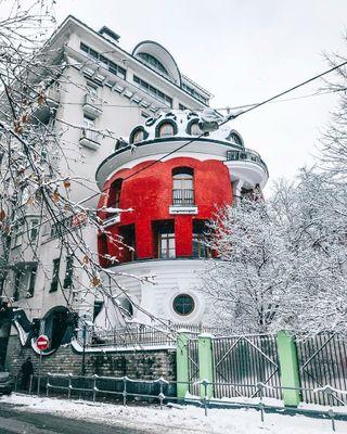 """""""Дом-яйцо"""", г. Москва"""