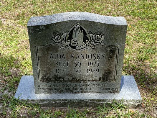 Aida Kaniosky