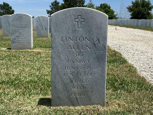 Linton G Allen