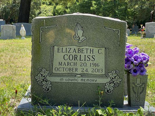 Elizabeth C. Corliss