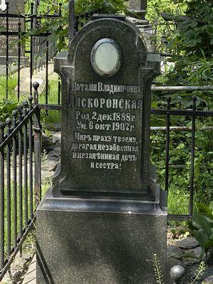 Ляскорянская Наталія Владиміровна
