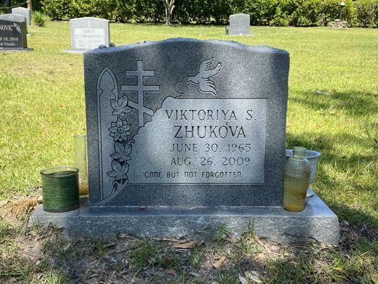 Viktoriya S Zhukova