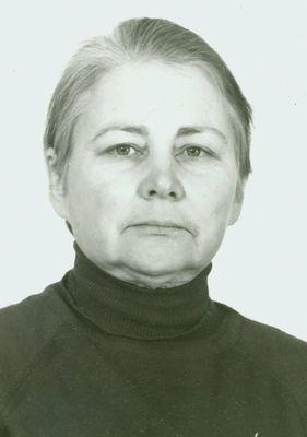 Галина Петровна Кушнир