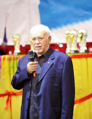 Юрий Михайлович Зусер