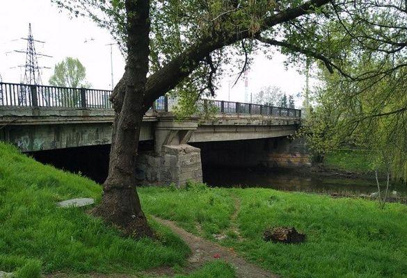 Шенвизский мост, г.Запорожье