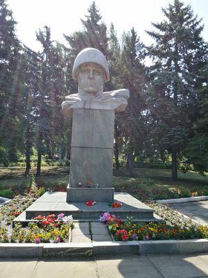 Мемориал «Вечная память, вечная скорбь», г.Запорожье