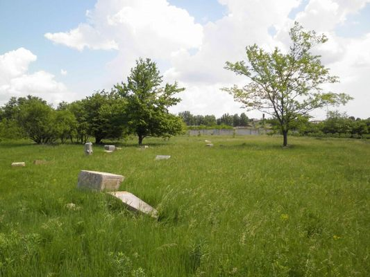 Старое еврейское кладбище, г.Кобеляки, Полтавская обл.