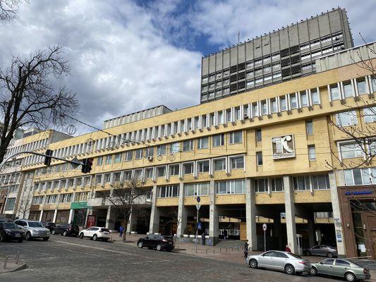 Здание Киевпроекта в Киеве